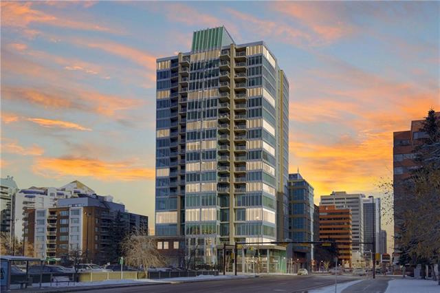 888 4 Avenue SW #1202, Calgary, AB T2P 0V2 (#C4224227) :: Calgary Homefinders