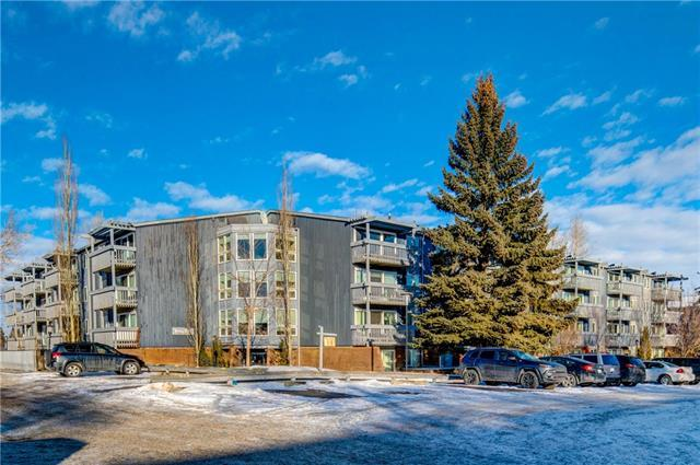 820 89 Avenue SW #233, Calgary, AB T2V 4N9 (#C4224282) :: Redline Real Estate Group Inc