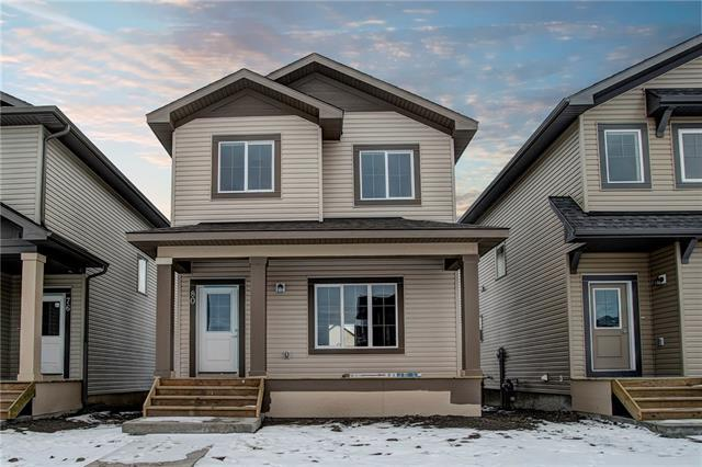 80 Reunion Loop, Airdrie, AB T4B 4J6 (#C4224291) :: Redline Real Estate Group Inc