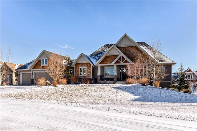 276 October Gold Way, Rural Rocky View County, AB T3Z 0A3 (#C4224297) :: Redline Real Estate Group Inc