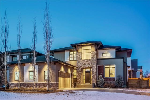 77 Wexford Crescent SW, Calgary, AB T3H 0H1 (#C4224304) :: Redline Real Estate Group Inc