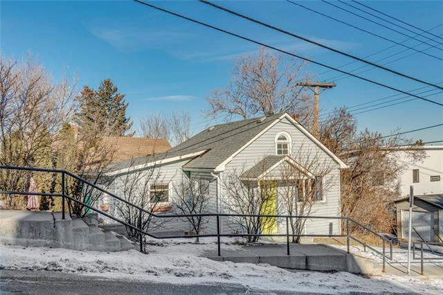 840 17 Avenue SE, Calgary, AB T2G 1J3 (#C4224311) :: Redline Real Estate Group Inc