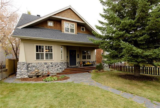 2333 Westmount Road NW, Calgary, AB T2N 3N7 (#C4224317) :: Redline Real Estate Group Inc
