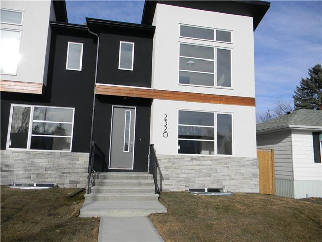 2320 25 Avenue NW, Calgary, AB  (#C4224346) :: Canmore & Banff
