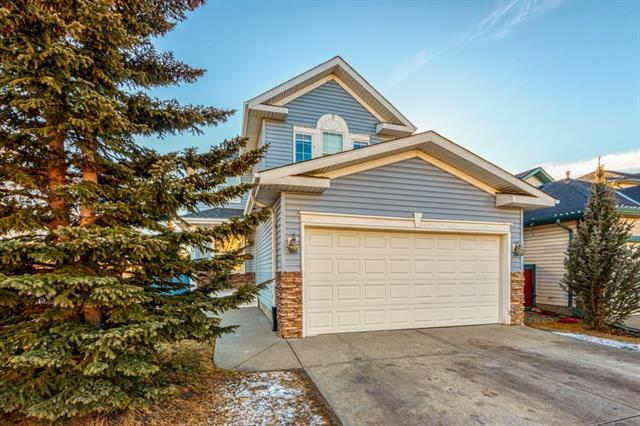 850 Harvest Hills Drive NE, Calgary, AB T3K 4R4 (#C4224407) :: Redline Real Estate Group Inc