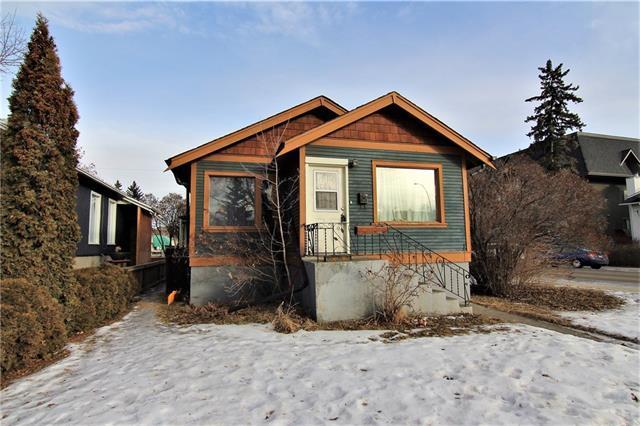 202 19 Avenue NW, Calgary, AB T2M 0Y2 (#C4224411) :: Canmore & Banff