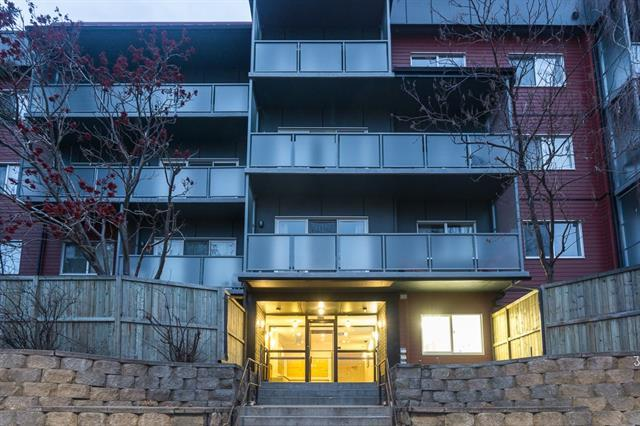 335 Garry Crescent NE #202, Calgary, AB T2K 5X1 (#C4224423) :: Calgary Homefinders