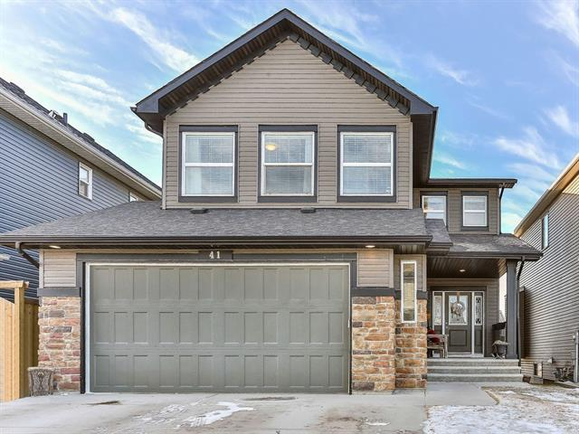 41 Ravenskirk Close SE, Airdrie, AB T4A 0S9 (#C4224429) :: Redline Real Estate Group Inc