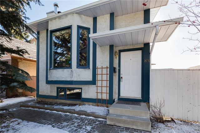 83 Hawkley Valley Road NW, Calgary, AB T3G 3B8 (#C4224437) :: Redline Real Estate Group Inc