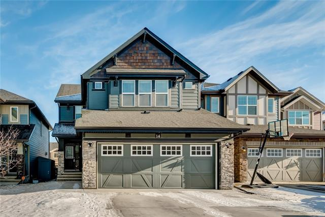 14 Valley Pointe Bay NW, Calgary, AB T3B 6B6 (#C4224488) :: The Cliff Stevenson Group