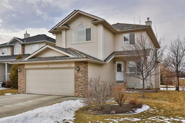 725 Woodside Bay NW, Airdrie, AB T4B 2W2 (#C4224490) :: Redline Real Estate Group Inc