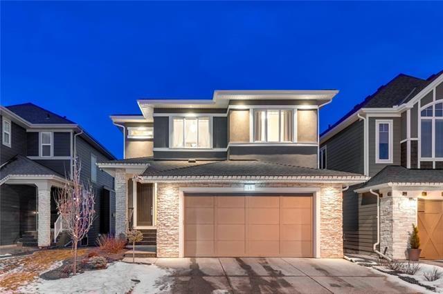 113 West Grove Point(E) SW, Calgary, AB T3H 1V3 (#C4224491) :: Canmore & Banff