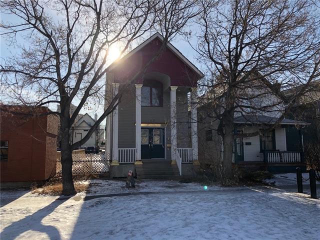 1187 Kensington Crescent NW, Calgary, AB T2N 1X7 (#C4224498) :: The Cliff Stevenson Group
