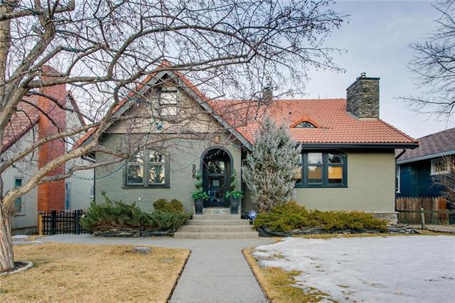 306 Scarboro Avenue SW, Calgary, AB T3C 2H3 (#C4224561) :: Redline Real Estate Group Inc