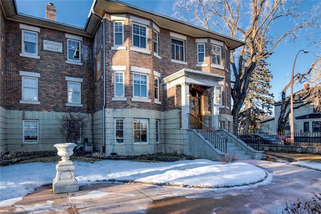 904 Memorial Drive NW #10, Calgary, AB T2N 3C9 (#C4224567) :: Redline Real Estate Group Inc