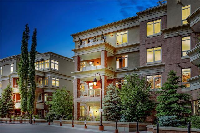 600 Princeton Way SW #308, Calgary, AB T2P 5N4 (#C4224582) :: Redline Real Estate Group Inc