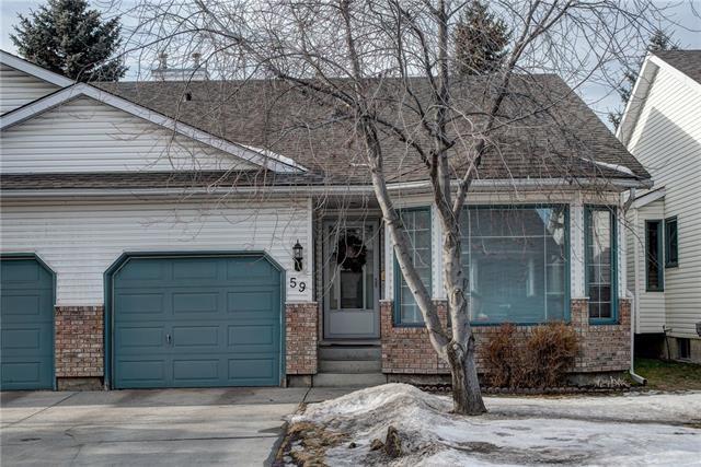 59 Rivercrest Villa(S) SE, Calgary, AB T2C 4K4 (#C4224613) :: Redline Real Estate Group Inc