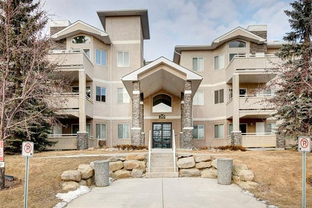 20 Country Hills View NW #111, Calgary, AB T3K 5A3 (#C4224621) :: Calgary Homefinders