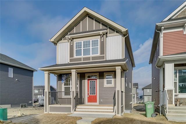 84 Fireside Crescent, Cochrane, AB T4C 2L5 (#C4224627) :: Redline Real Estate Group Inc