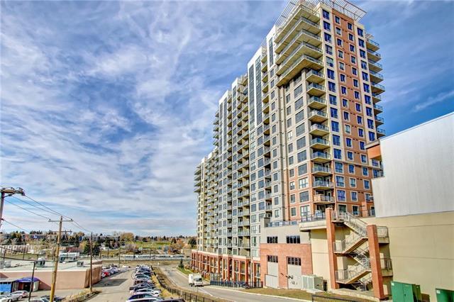 8880 Horton Road SW #2012, Calgary, AB T2V 2X4 (#C4224637) :: The Cliff Stevenson Group
