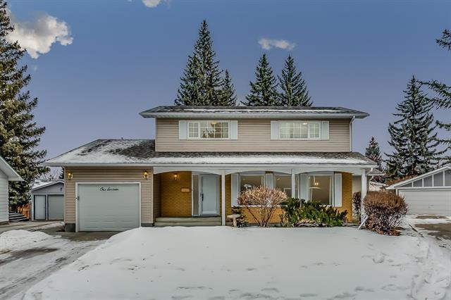 116 Oakdale Place SW, Calgary, AB T2V 3Y8 (#C4224648) :: Redline Real Estate Group Inc