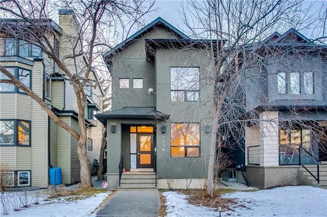 469A 12 Street NW, Calgary, AB T2N 1Y9 (#C4224653) :: The Cliff Stevenson Group