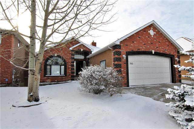 7015 Christie Briar Manor SW, Calgary, AB T3H 2R3 (#C4224669) :: Redline Real Estate Group Inc