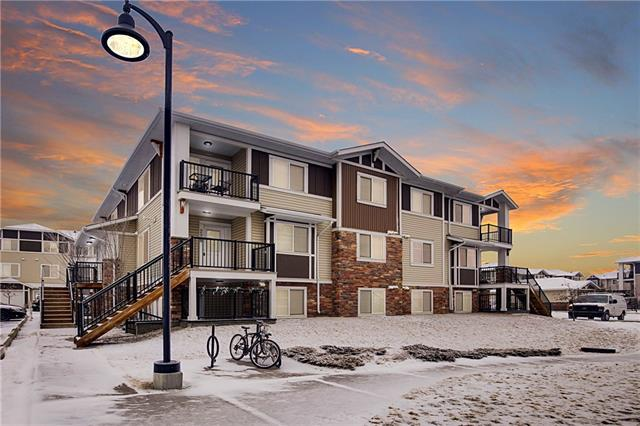 300 Marina Drive #228, Chestermere, AB T1X 0P6 (#C4224675) :: Canmore & Banff