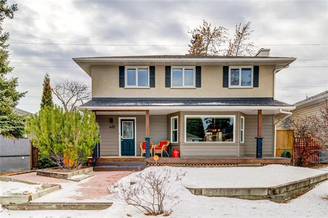 435 49 Avenue SW, Calgary, AB T2S 1G3 (#C4224677) :: Redline Real Estate Group Inc