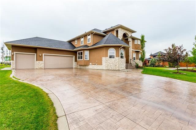 66 Ranch Road, Okotoks, AB T1S 2E8 (#C4224688) :: Redline Real Estate Group Inc