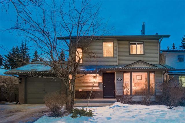 15316 Deer Run Drive SE, Calgary, AB T2J 5P9 (#C4224700) :: The Cliff Stevenson Group