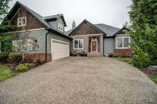 108 Whispering Woods Terrace, Rural Rocky View County, AB T3Z 3C8 (#C4224706) :: Redline Real Estate Group Inc