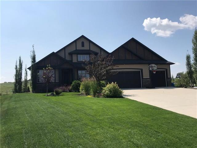 115 Montclair Place, Rural Rocky View County, AB T4C 0A7 (#C4224721) :: Calgary Homefinders