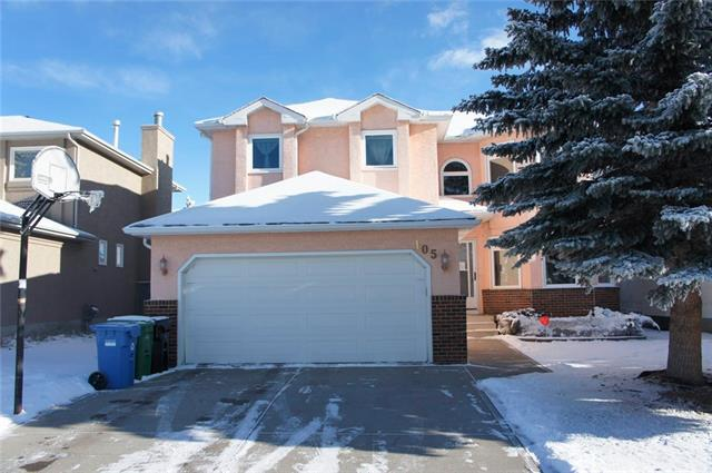 105 Hawktree Circle NW, Calgary, AB T3G 2Z3 (#C4224739) :: Redline Real Estate Group Inc
