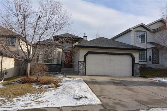 32 Valley Creek Crescent NW, Calgary, AB T3B 5V2 (#C4224744) :: The Cliff Stevenson Group