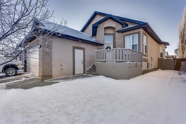 578 Tanner Drive SE, Airdrie, AB T4A 2E7 (#C4224749) :: Redline Real Estate Group Inc