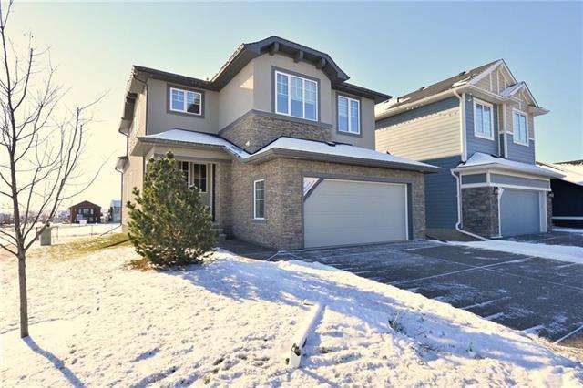 214 Ranch Road, Okotoks, AB T1S 0P2 (#C4224777) :: Redline Real Estate Group Inc