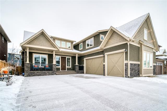 176 Kinniburgh Way, Chestermere, AB T1X 0R8 (#C4224787) :: Redline Real Estate Group Inc