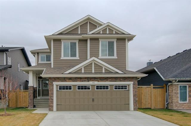 98 Mount Rae Heights, Okotoks, AB T1S 0P1 (#C4224806) :: Calgary Homefinders