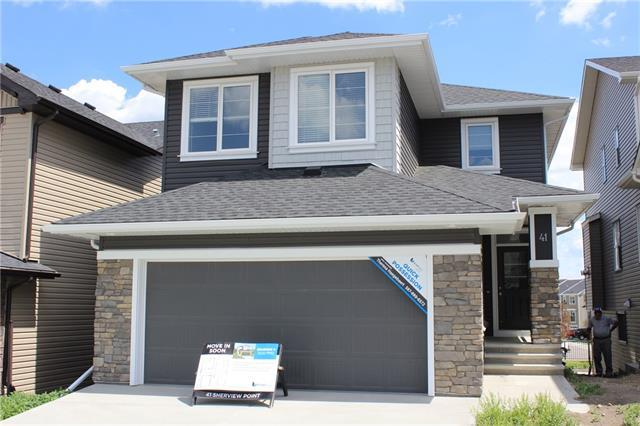 41 Sherview Point(E) NW, Calgary, AB T3R 0Y6 (#C4224808) :: The Cliff Stevenson Group