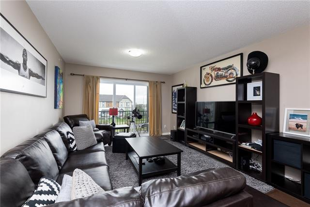 250 New Brighton Villa(S) SE #315, Calgary, AB T2Z 0T8 (#C4224821) :: The Cliff Stevenson Group