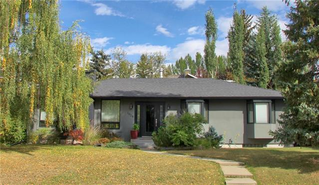 1028 32 Avenue SW, Calgary, AB T2T 1V3 (#C4224841) :: Canmore & Banff