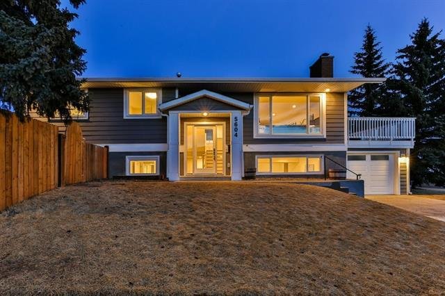 5604 Brenner Crescent NW, Calgary, AB T2L 1Z4 (#C4224845) :: Redline Real Estate Group Inc