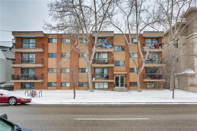 1829 11 Avenue SW #305, Calgary, AB T3C 0N7 (#C4224861) :: Redline Real Estate Group Inc