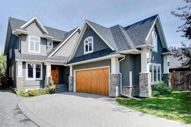 6306 Bow Crescent NW, Calgary, AB T3B 2B9 (#C4224871) :: Redline Real Estate Group Inc