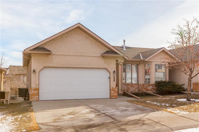 1428 Costello Boulevard SW, Calgary, AB T3H 3G9 (#C4224880) :: Redline Real Estate Group Inc