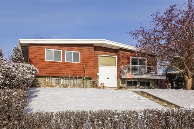 220 Huntford Way NE, Calgary, AB T2P 3E7 (#C4224888) :: The Cliff Stevenson Group