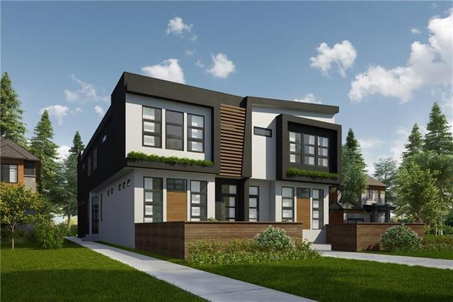 137 24 Avenue NE #1, Calgary, AB T2E 1W7 (#C4224900) :: Canmore & Banff