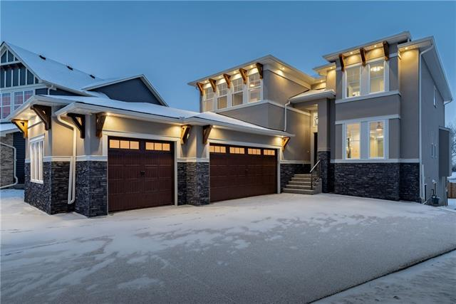 225 Kinniburgh Cove, Chestermere, AB T1X 0Y6 (#C4224951) :: Redline Real Estate Group Inc
