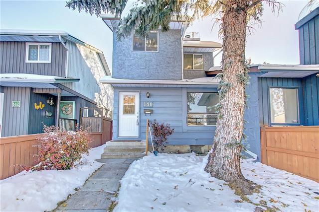 140 Pinemeadow Road NE, Calgary, AB T1Y 4N9 (#C4224962) :: Redline Real Estate Group Inc